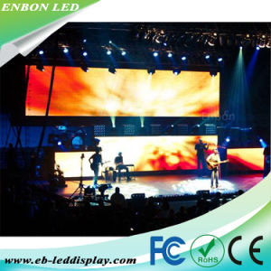 Haute définition LED IP65 Outdoor Slim stade pour la musique d'affichage indique (P4)