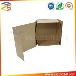 衣類のための折りたたみ折るペーパーギフト用の箱を包む大きい習慣によってリサイクルされる機能クラフト