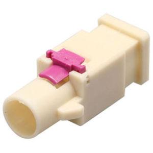 Youye 1 контактный разъем авто разъем кабеля мужского пола для автомобиля белый/черный/синий