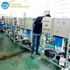 Het Systeem van Desalter van het Zeewater van de Omgekeerde Osmose van de Leverancier van de Behandeling van het water