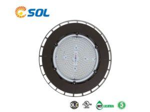 Dlc de UC cUL calificado 140W 200W LED de luz de la Bahía de industriales de alta para sustituir a 250-400W MH