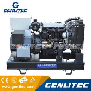 32kVA de 25kw Open Type Moteur Yangdong 4100g Powered Générateur Diesel