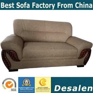 工場価格の部門別の本革のソファーの家具(C17)