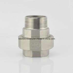 Asiento cónico hembra/hembra Unio 150lb de montaje del tubo roscado de acero inoxidable