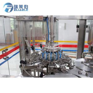 Bouteille en Plastique automatique l'eau pure de remplissage de Lavage machine 3 en 1 d'étanchéité