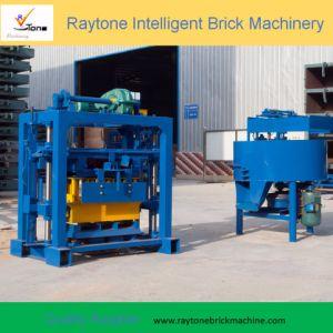 Manual40-2 Qt Bloco Oco/ máquina para fabricação de tijolos de cimento