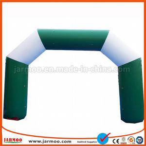 気球のアーチを広告する耐久PVC