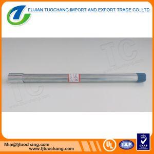 Tubo d'acciaio Pre-Galvanizzato Q195-Q235 di ERW con l'iso Ceritificate