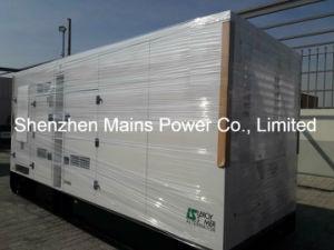 generatore diesel silenzioso BRITANNICO di Perkin del generatore standby di potere di valutazione 150kVA