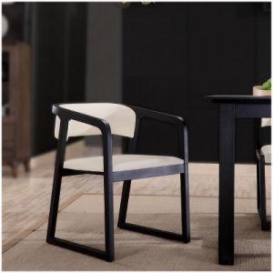 Muebles de madera nórdica moderno restaurante Silla para Comedor