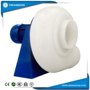 Het plastic Corrosiebestendige Ventilator van de Uitlaat