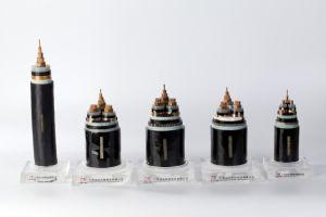 cavo di alluminio sotterraneo di corrente elettrica di memoria del collegare elettrico dell'isolamento di 240sqmm XLPE