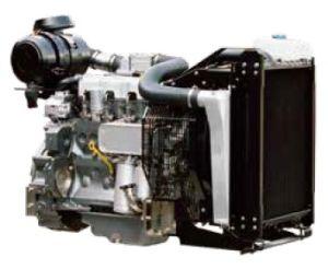물에 의하여 Deutz 냉각되는 디젤 엔진 (BF4M2012)