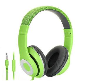 Abnehmbarer Kabel-Qualitäts-Handy-Kopfhörer-Kopfhörer
