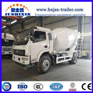 JAC/Dongfeng 6X4/4X2 290HP 8m3の具体的なミキサーのトラック/Mixer