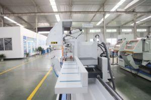 Tagliatrice di CNC del blocco per grafici di portello della finestra di alluminio
