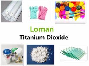 De Verven van het Dioxyde van het Titanium van Anatase en Binnen Decoratieve Goedgekeurde A100