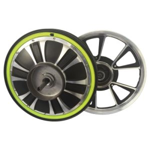 16 pulgadas de 260 cc de freno de tambor Motor bicicleta