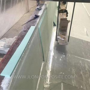 明白な版PVC船建物のための閉じるセル泡