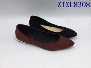 Hot Vente de chaussures confortables Lady décontracté avec Ztxl8308