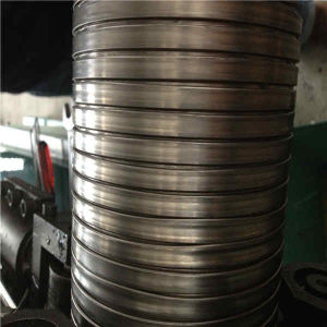 ステンレス鋼の連結の金属のホース