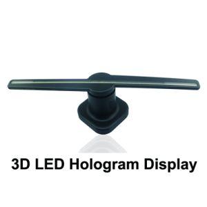 ventilatore dell'ologramma 3D con effetto Vetro-Libero 3D