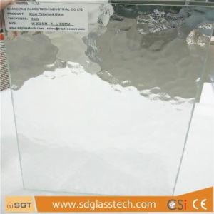 glas van het Ijzer van 45mm het Lage Witte Gevormde ultra voor Serre