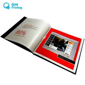 デザインおよびプリント本カタログマガジンパンフレット