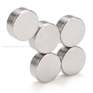 N52 N50 N45 N35 N28の円形シリンダー常置ネオジムの磁石