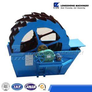 Rondella portatile della sabbia della rotella della benna che funziona in Australia