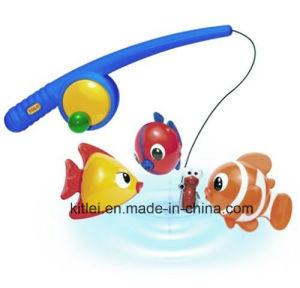 Funtime la pesca de plástico juguetes para niños