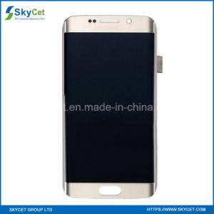 Samsung S6/S6 Edge/S6の端のための卸し売り元の携帯電話LCDと