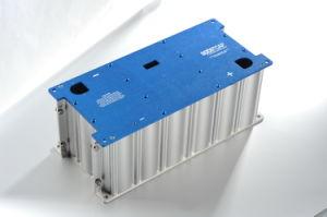 Profil en aluminium pour le boîtier électronique (8-125 microns à l'épaisseur du film)