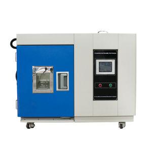 Desktop de temperatura e umidade constante programáveis câmara de ensaio