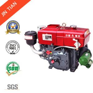 Компрессоры с водяным охлаждением одного цилиндра дизельный двигатель с водяным охлаждением (R180M)