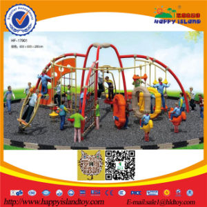 Apparatuur van de Speelplaats van de Geschiktheid van het Vermaak van het Park van de gymnastiek de Openlucht