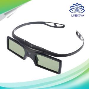 지능적인 색안경 무선 Bluetooth 3D 텔레비젼 유리