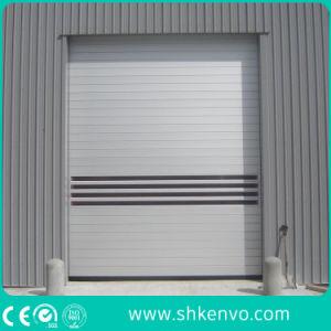 Puerta Rápida Rápida de Alta Velocidad del Obturador del Rodillo del Metal de la Aleación de Aluminio