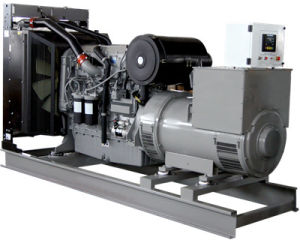 EPA Tier3 anerkanntes 60Hz mit Diesel-Generator der Perkins-Motor-500kVA