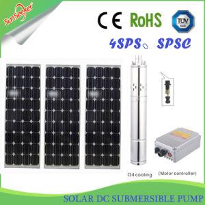 Fabriqué en Chine (vis de la pompe solaire submersible série)
