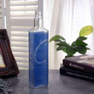 Цветная печать стеклянные бутылки вина/стекла ликеры расширительного бачка