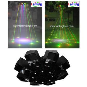 Индикатор дальнего света жира лазерное шоу, DJ оборудование осьминог LEN800RG