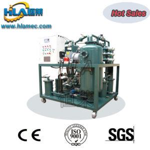 Máquina de purificación de aceite de cocina vegetal