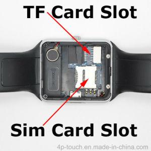 Bluetooth (GT08)の流行のスマートな移動式腕時計