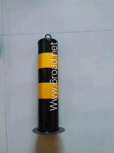 강철 소통량 볼러드 또는 주차 방벽 포스트