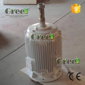 200kw a 50rpm 100rpm de 300 rpm Fase 3 AC la generadora hidroeléctrica