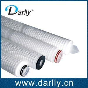 FDA-gebilligter Material-PVDF gefalteter Kassetten-Filter