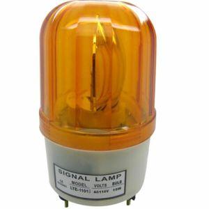 Mini giratorio analógico luz de advertencia (LTE-1101)