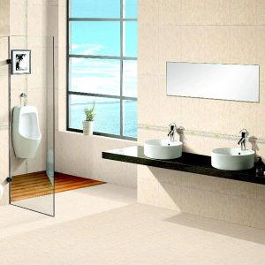 De badkamers ontwerpt de Ceramische Tegel van de Vloer in China