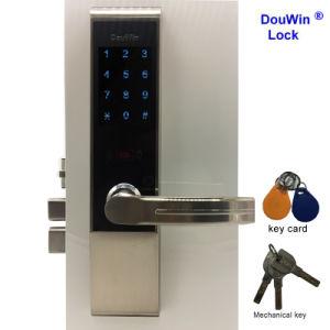 Chinesischer Hersteller-Screen-Wohndigital-Tür-Verschluss mit Karten